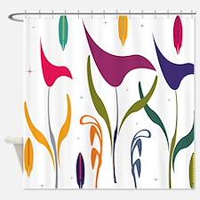 Calla lily Shower Curtain