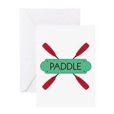 PADDLE Greeting Cards