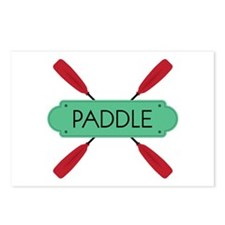 PADDLE Postcards (Package of 8)