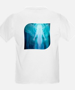Blue Soul Reflection, T-Shirt