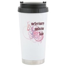Cute Girl doctor Travel Mug