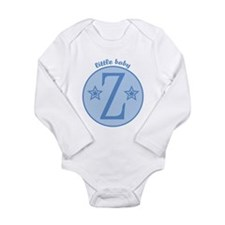 Cute Zane Long Sleeve Infant Bodysuit
