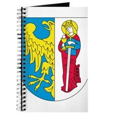 Eagle With Shield 4 Journal