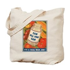 Home Canning Tote Bag