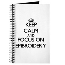 Keep calm and crochet Journal