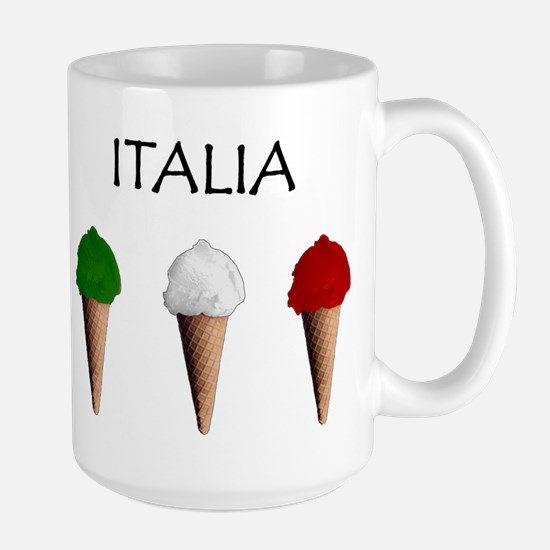 Gelati Italiani Large Mug