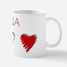 Italy Love Italian style Mug