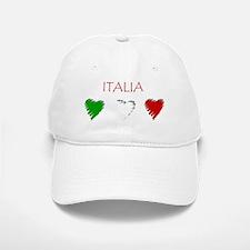Italy Love Italian style Baseball Baseball Cap