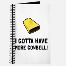 Gotta Have Cowbell Journal