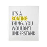 Boating Fleece Blankets