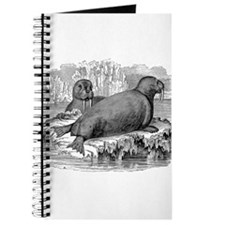 Cute Walruses Journal