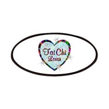 Tai Chi Lover Patches