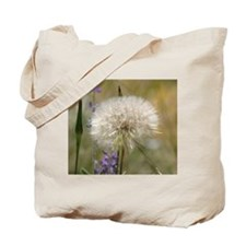 Dandelion Ball Tote Bag