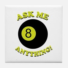 Ask Me Anything! Tile Coaster