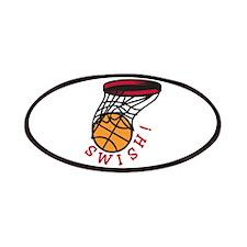 Basketball Swish Patches
