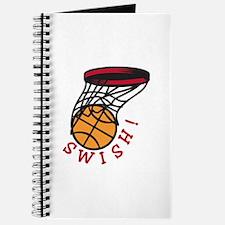 Basketball Swish Journal