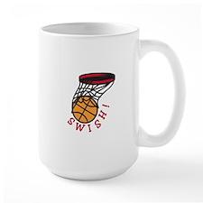 Basketball Swish Mugs
