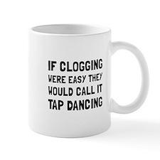 Clogging Tap Dancing Mugs
