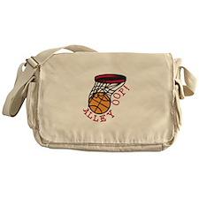 Alley Oop Messenger Bag