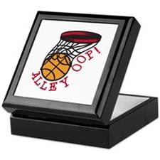 Alley Oop Keepsake Box