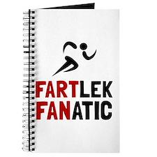 Fartlek Fanatic Journal