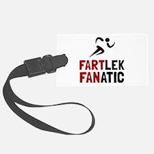 Fartlek Fanatic Luggage Tag