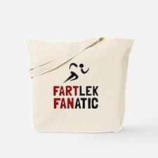 Fartlek Fanatic Tote Bag