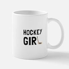 Hockey Girl Mugs