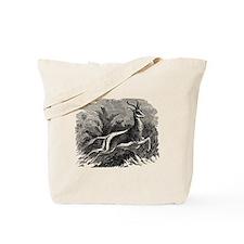 Funny Springbok Tote Bag