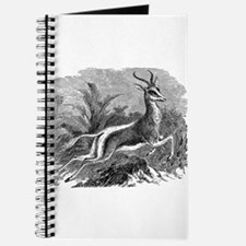 Cute Stag Journal