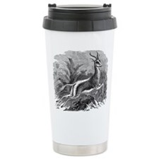 Unique Antelope Travel Mug