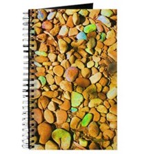 Funny Pebble beach Journal