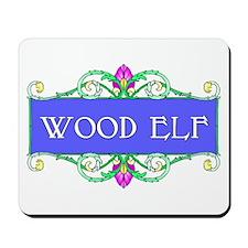 Wood Elf Mousepad