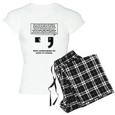 The Power of Commas Pajamas