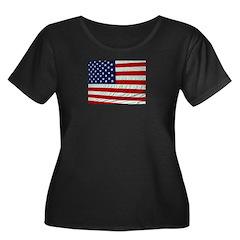 USA Flag T