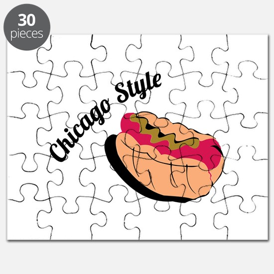 Chicago Style Puzzle