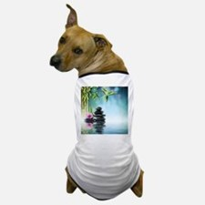 Zen Reflection Dog T-Shirt