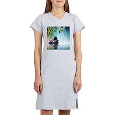 Zen Reflection Women's Nightshirt