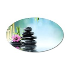 Zen Reflection Wall Decal