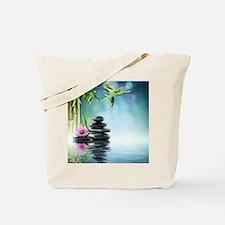 Zen Reflection Tote Bag