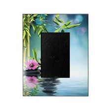 Zen Reflection Picture Frame