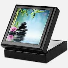 Zen Reflection Keepsake Box