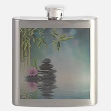 Zen Reflection Flask