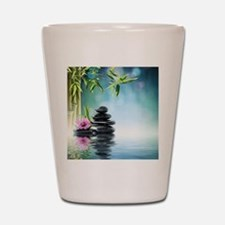 Zen Reflection Shot Glass