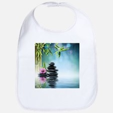 Zen Reflection Bib