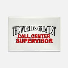 """The World's Greatest Call Center Supervisor"" Rect"