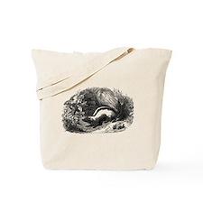 Cute Skunk Tote Bag