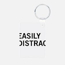 Easily Distrac Keychains