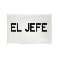 El JEFE Magnets