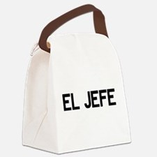 El JEFE Canvas Lunch Bag